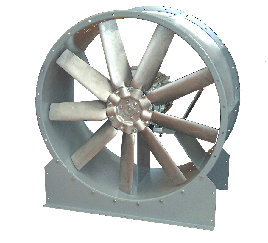 Axial Duct Fans : Axial duct fans komet inženiring d o
