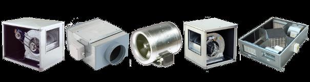 Centrifugalni cevni ventilatorji